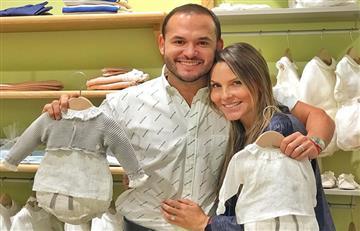 Así luce Paula Andrea Betancur después de dar a luz a sus 47 años