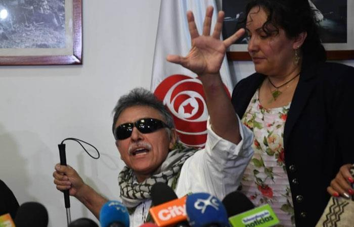 Procuraduría solicita anulación de curul de Santrich en la Cámara de Representantes