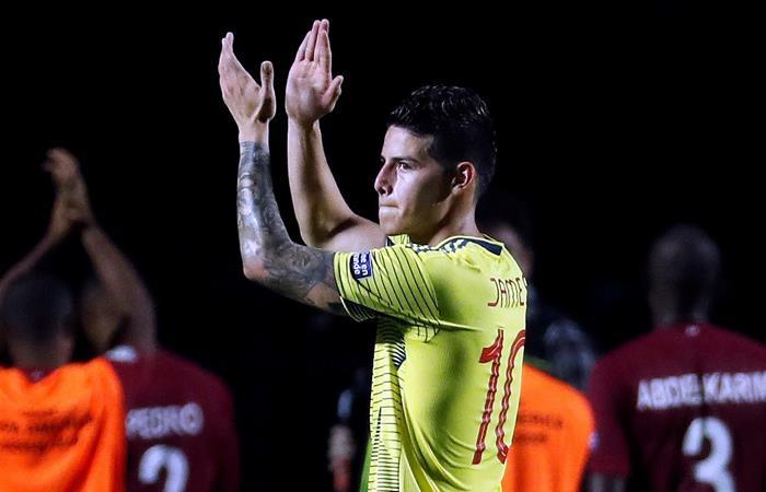 James Rodríguez fichaje Nápoles Serie A