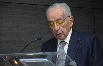 ¡Luto! Excongresista Enrique Gómez Hurtado fallece sus 92 años