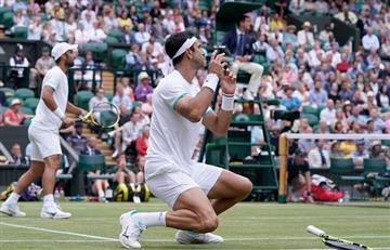 [VIDEO] ¡Para nunca olvidar! Cabal y Farah son campeones de Wimbledon