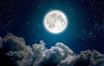 ¿Sabes cómo afecta la luna a los seres humanos?