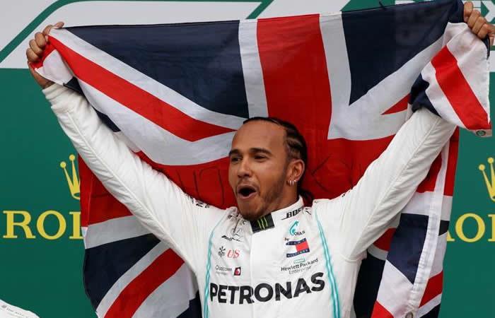 Lewis Hamilton. Foto: EFE