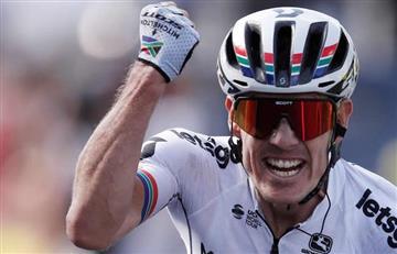 Así concluyó una nueva etapa en el Tour de Francia