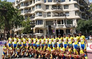 ¡Orgullo nacional! Colombia vuelve a ganar el campeonato mundial de patinaje