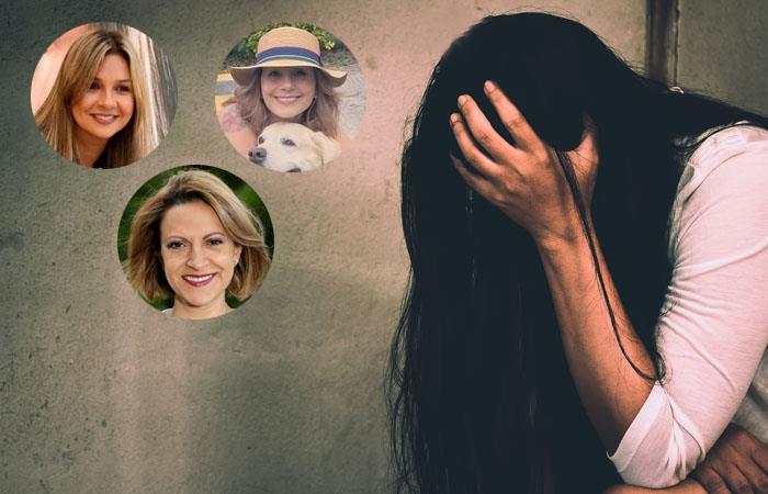 Periodistas abusadas sexualmente