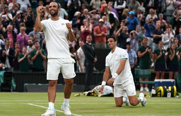 Cabal y Farah ahora lideran el ranking mundial de dobles en tenis. Foto: EFE
