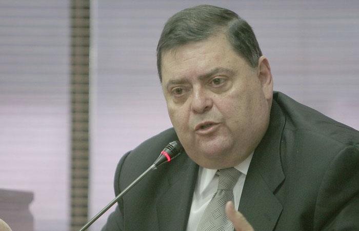 Exsenador Álvaro García Romero. Foto: Twitter