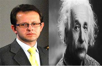 Congresista uribista compara a Andrés Felipe Arias con Albert Einstein