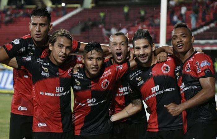 Cúcuta le ganó a Rionegro Liga Águila II