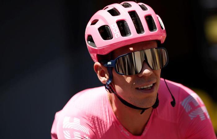Tour de Francia: Video Cómicas declaraciones de Rigoberto Urán