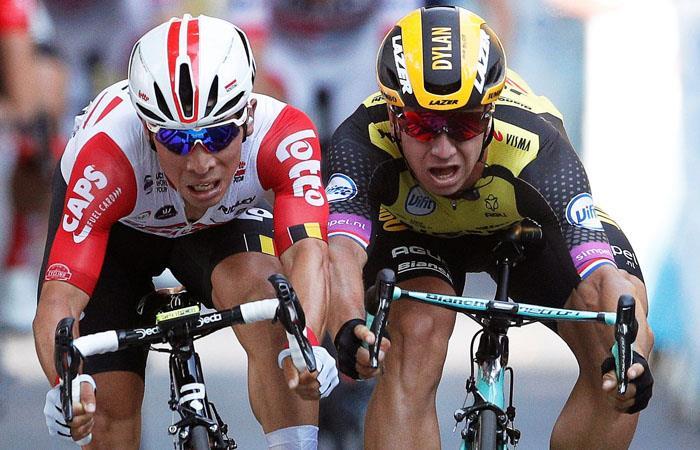 Caleb Ewan gana undécima etapa tour de francia