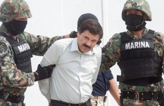 Condenan a El Chapo Guzmán a cadena perpetua