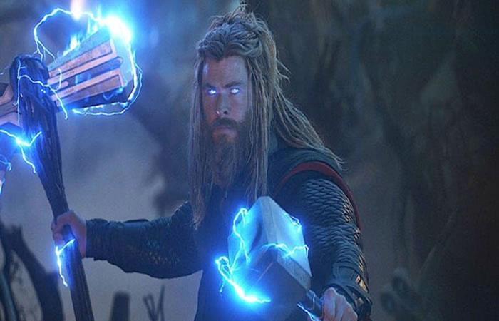 Confirman la cuarta entrega de Thor con Chris Hemsworth y Taika Waititi