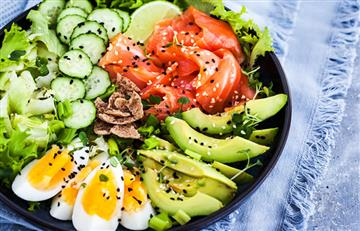 ¿No te gustan las ensaladas? Prepara estas dos opciones con 'pasticas'