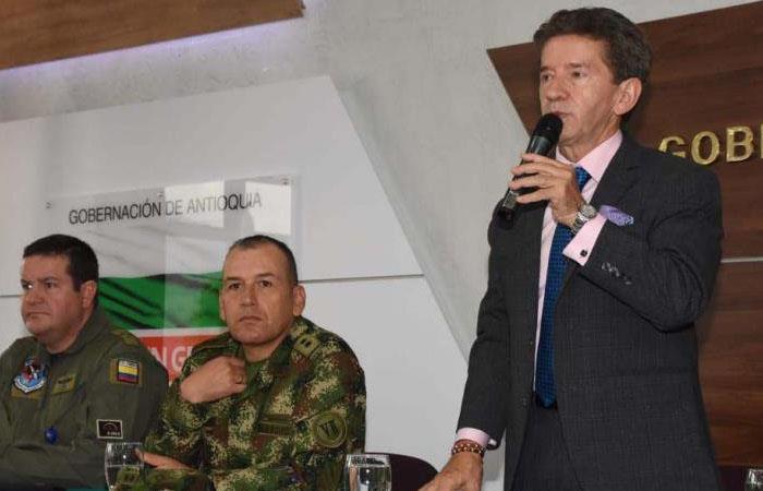 Gobernador de Antioquia denunció asesinatos en Bello
