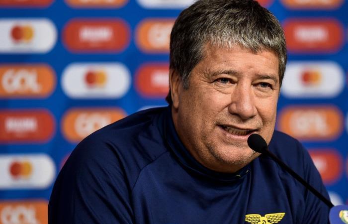 Hernán Darío Gomez deja direccion tecnica seleccion ecuador