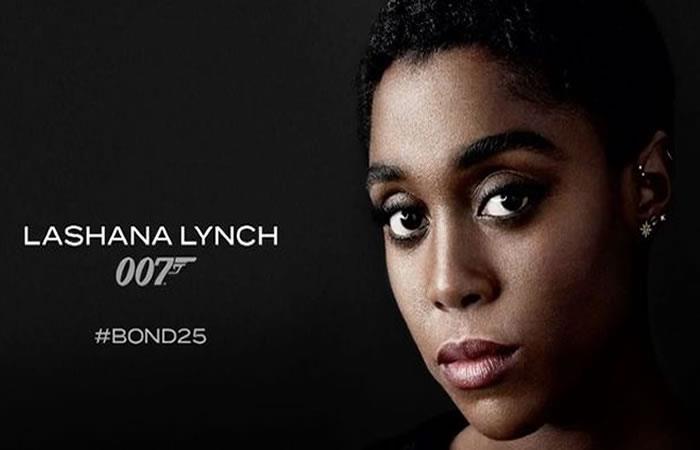 Lashana Lynch sería el nuevo 007 en la próxima pelícla de James Bond
