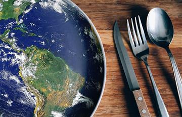 ¿El mundo se encuentra muy lejos de cumplir los objetivos de alimentación sostenible?
