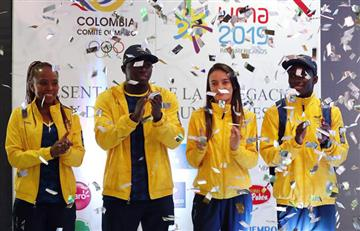 ¡Vamos con todo! Ocho datos que debes saber de la delegación colombiana en los Panamericanos