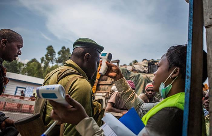 OMS declara el ébola como emergencia de alcance internacional
