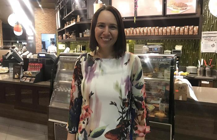 Starbucks celebra su quinto aniversario en Colombia. Foto: Interlatin