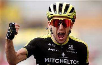 [VIDEO] ¡Llegó la montaña! Simon Yates gana la etapa y Egan se mantiene en el top 3