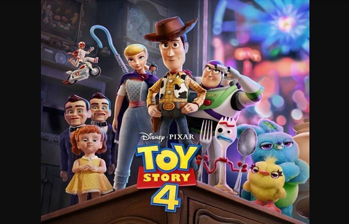 'Toy Story 4': Conoce los juguetes reales que inspiraron a los nuevos personajes de la película
