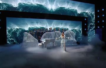 """Karol G abre gala de Premios Juventud 2019 con una interpretación estelar de """"Ocean"""""""