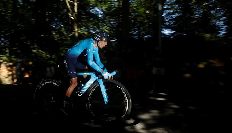 Tour de Francia: Nairo Quintana declaraciones etapa 13 contrarreloj