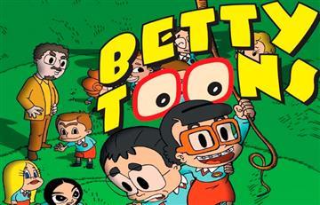 ¿Te acuerdas de Betty Toons? La serie animada de Yo soy Betty la Fea