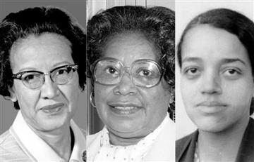 Tres mujeres fueron fundamentales para que el hombre llegara a la Luna