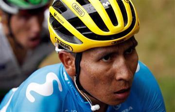 Nairo explica su actuación de hoy en el Tour de Francia