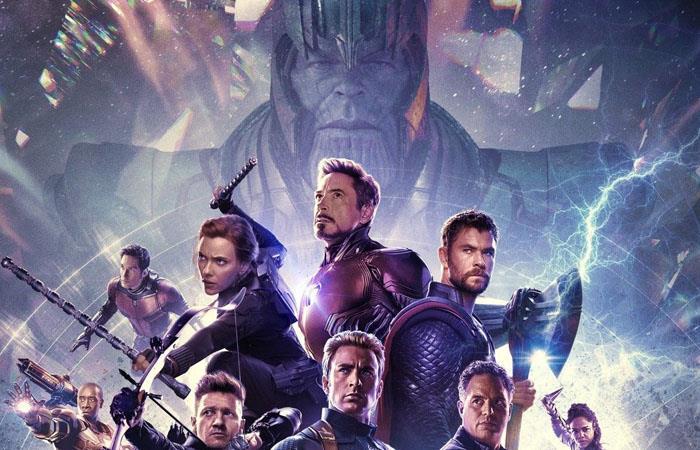 Avengers: Endgame es la nueva película más taquillera de la historia