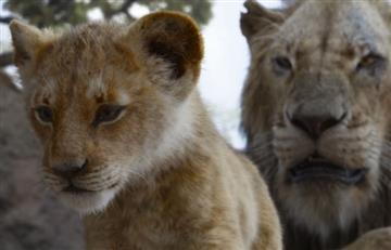 ¡Todo un éxito! 'El Rey León' arrasa en taquillas