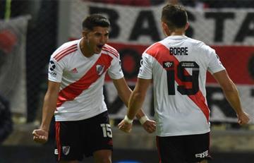 ¡Presencia colombiana! River Plate enfrenta a Cruzeiro por los octavos de final de la Copa Libertadores