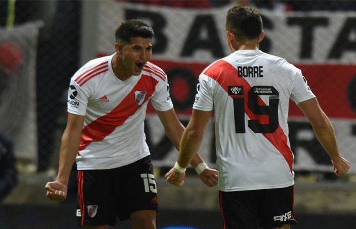 River Plate busca defender el título conseguido en 2018. Foto: Twitter