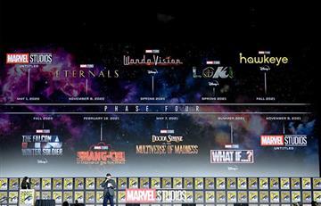 ¡La historia sigue! Estas son las nuevas producciones de Marvel Studios
