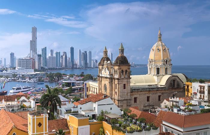 Cartagena sería la ciudad destinada para la no confirmada construcción del parque temático de Disney. Foto: Shutterstock