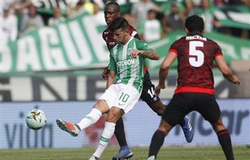 ¡Partidazo! Atlético Nacional recibe a Santa Fe por los octavos de final de la Copa Águila
