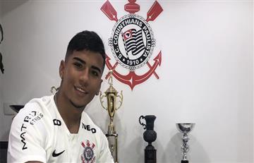 """¡No lo pierdan de vista! """"El Niño Maravilla"""" jugará en Corinthians"""