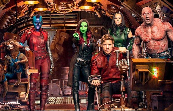 Poster de 'Guardianes de la Galaxia Vol. 2