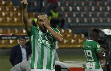 ¡Victoria 'verdolaga'! Nacional goleó como local y puso un pie en cuartos de final de la Copa Águila