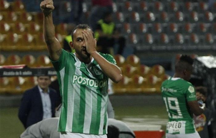Copa Águila Atlético Nacional derrotó a Santa Fe en la ida de octavos de final