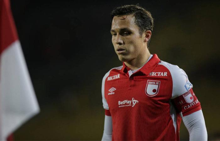 Seijas sufrió una lesión en el partido frente a Cúcuta Deportivo. Foto: Twitter @VBarCaracol