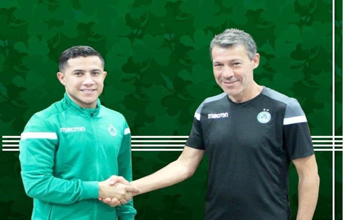 nuevo club Michael Ortega