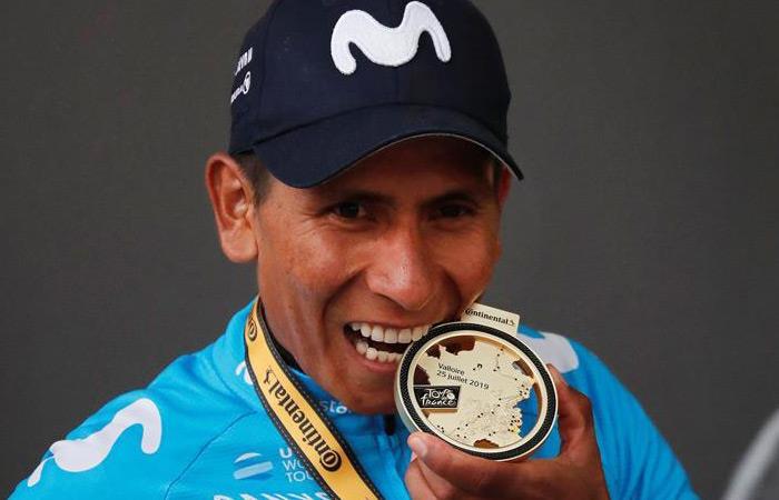 Tour de Francia: Nairo Quintana declaraciones triunfo etapa 18