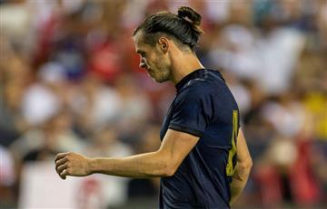 ¿Y si se queda? Gareth Bale permitiría el regreso de James al Real Madrid