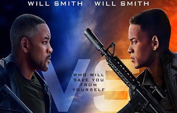 Estrenan segundo tráiler de 'Gemini man', la pelicula que Will Smith grabó en Cartagena