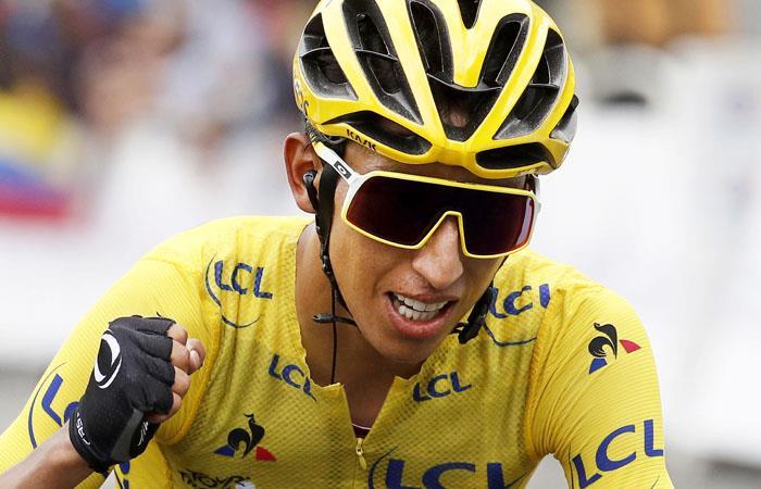 Tour de Francia Declaraciones Egan Bernal Campeon Tour de Francia